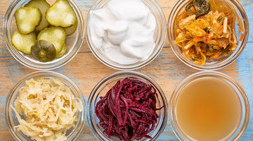 Best Probiotic Foods to Eat For A Healthier Gut