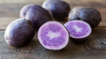 Reaping From The Incredible Purple Potatoes