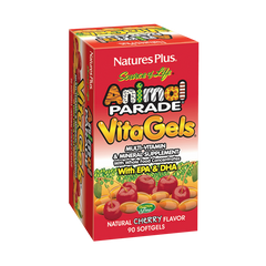 Animal Parade VitaGels with Whole Food Concentrates