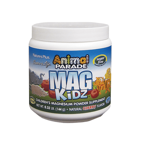 Animal Parade Magnesium Kidz Powder