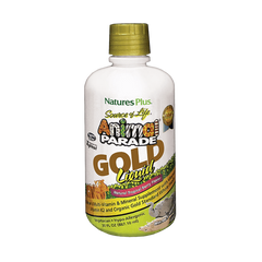Animal Parade GOLD Liquid - Children's Multi - Tropical Berry