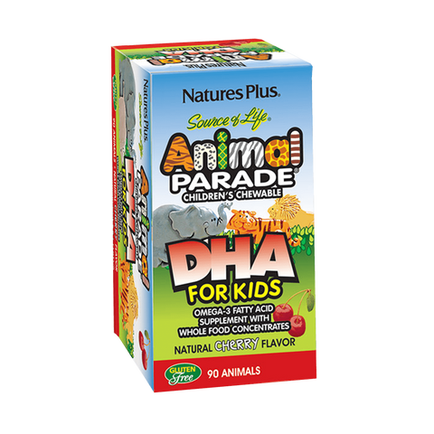 30 Servings Animal Parade DHA Children's Chewable