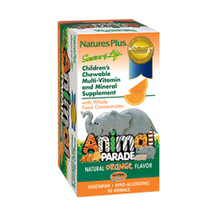 Animal Parade Children's Chewable Multi - Orange Flavor