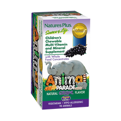 Animal Parade® Children's Chewable Multi - Grape Flavor
