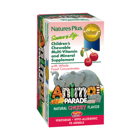Animal Parade Children's Chewable Multi - Cherry Flavor