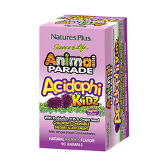 Animal Parade AcidophiKidz Children's Chewables - Berry Flavor