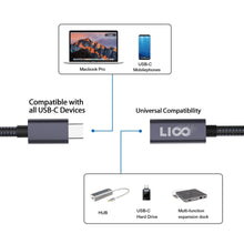 Load image into Gallery viewer, USB C Extension Cable