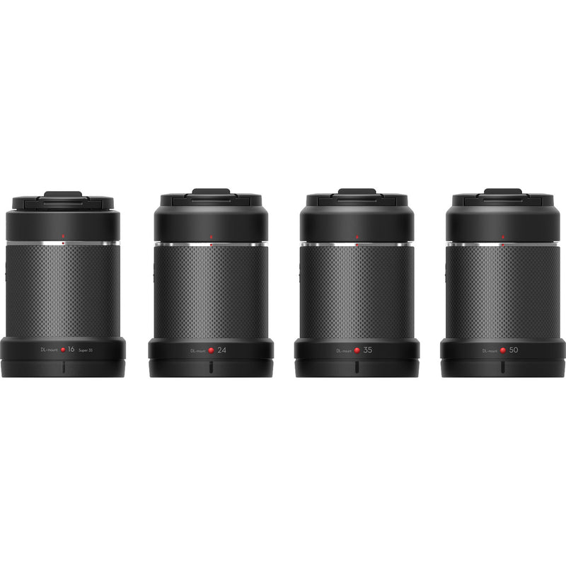 DJI Zenmuse X7 - Set de 4 Lentes (Part 14)
