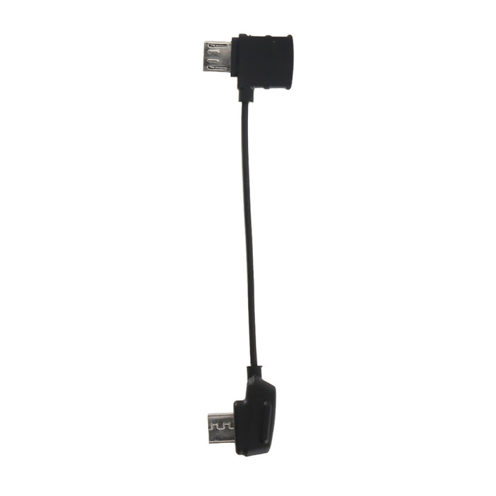 Cable RC Micro USB Invertido DJI Mavic