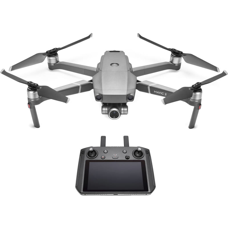 Mavic 2 Pro Zoom With Smart Controler