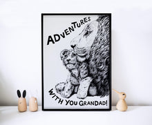 Load image into Gallery viewer, Adventures With You! Lions