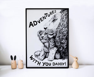 Adventures With You! Lions