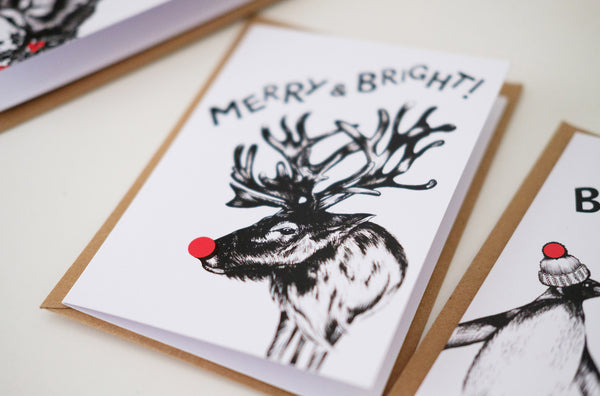Season's Greetings! Card Pack