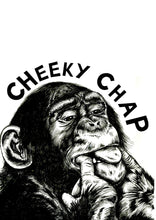 Load image into Gallery viewer, Cheeky Chap Chimp