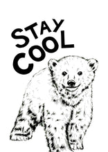 Load image into Gallery viewer, Stay Cool Polar Bear