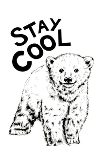 Stay Cool Polar Bear