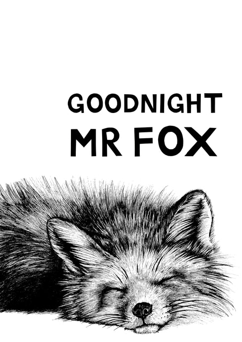 Goodnight Mr Fox