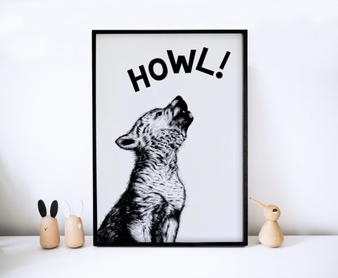 Howl! Wolf