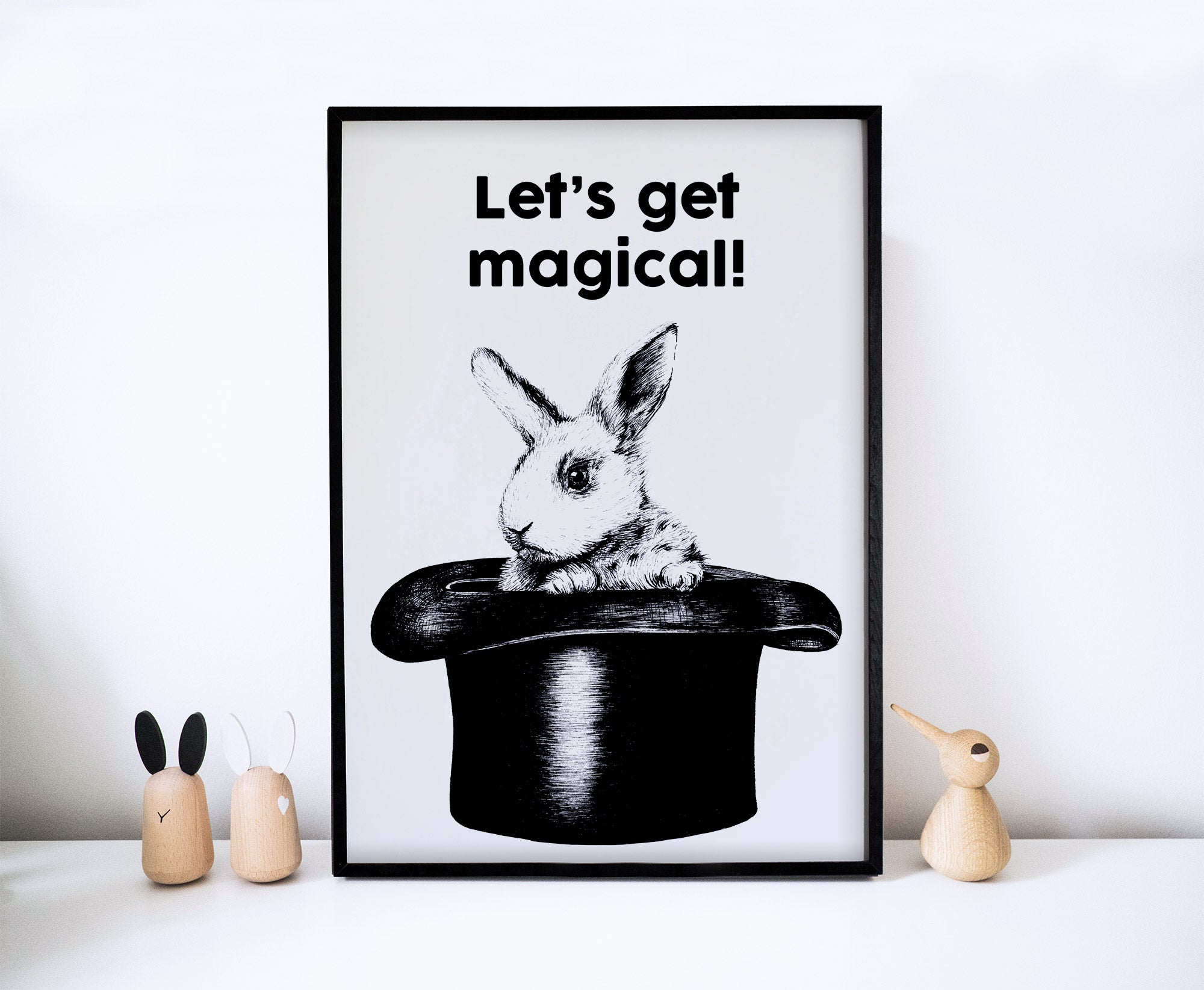 Let's Get Magical!