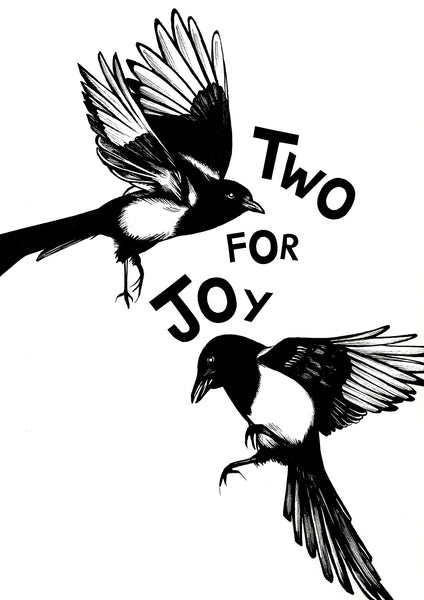 Two For Joy Magpies