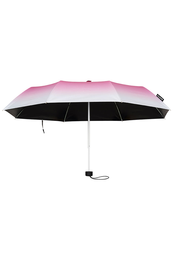 TRAVEL UMBRELLA IN PINK