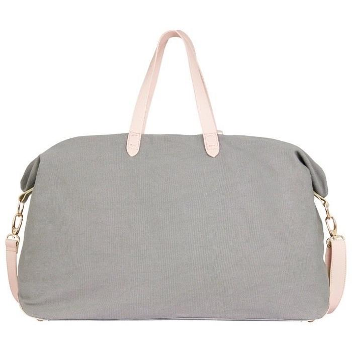 WEEKENDER BAG IN BLUSH