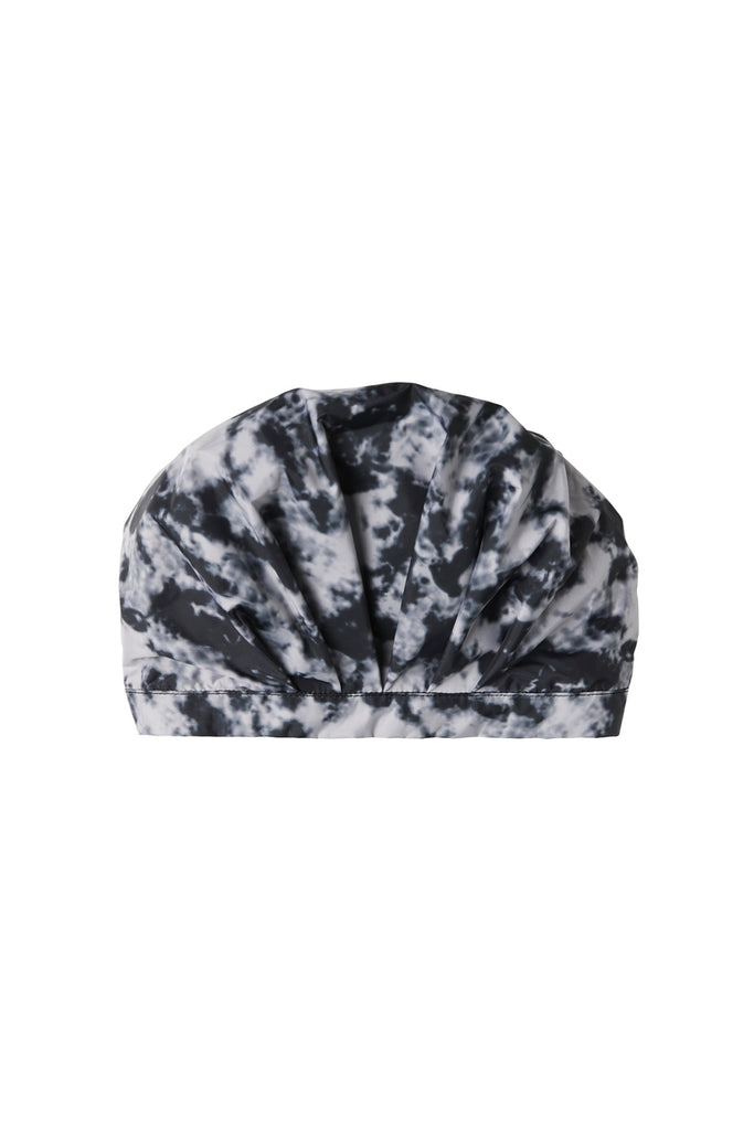RECYCLED SHOWERCAP IN TIE DYE | PAQME