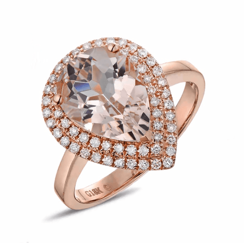 everything you need to know about morganite | Medusa Jewels