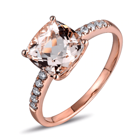 Everything you need to knoe about morganite | Medusa Jewels