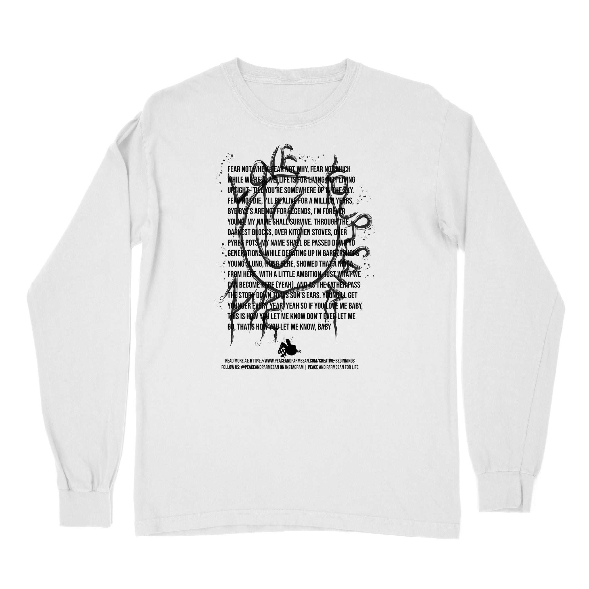 Forever Young LS Tee