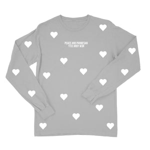 """I heart NYc"" LS Tee"