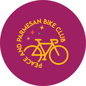 Circle Bike Club Sticker