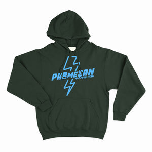 Parmesan Bolt Hoodies