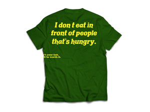 Don't Eat SS Tee