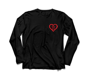 Heart items LS Tee