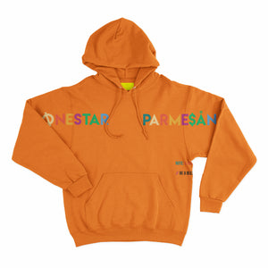 Limited Edition Groovy Lonestar x Parmesan Hoodie