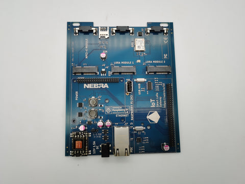 First outdoor Nebra Hotspot PCBs coming off the production line