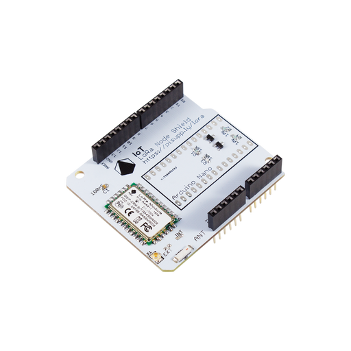 IoT LoRa Node Shield for Arduino(868MHz/915MHz)