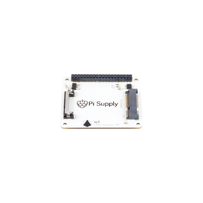 Pi Supply IoT LoRa Gateway HAT for Raspberry Pi