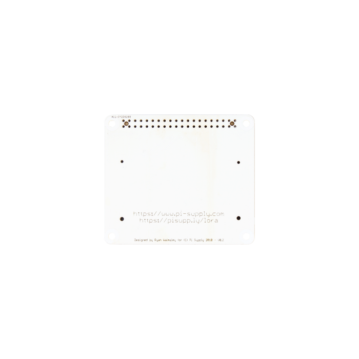 Pi Supply IoT LoRa Gateway HAT for Raspberry Pi (868 MHz / 915 MHz)