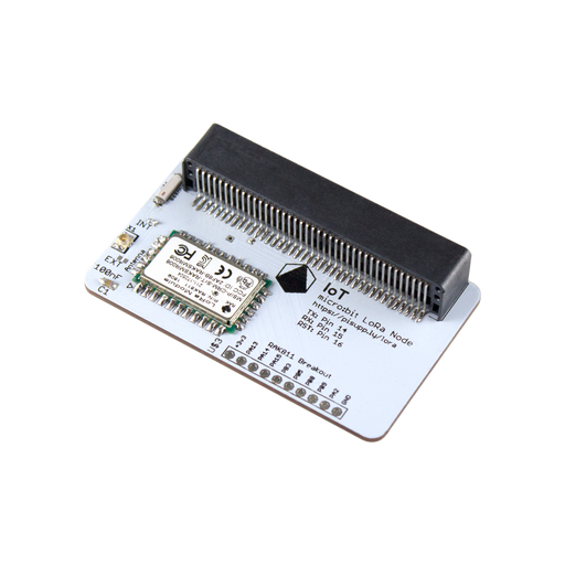 IoT micro:bit LoRa Node (868 MHz / 915 MHz) by Pi Supply