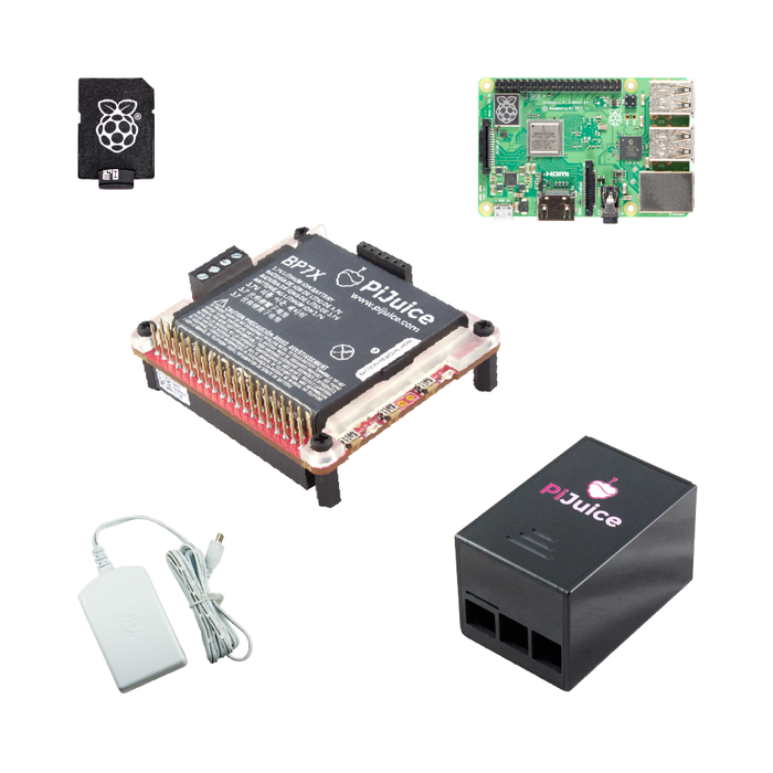 PiJuice Raspberry Pi Kit