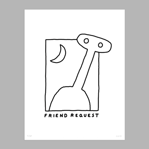 Friend Request 50X60