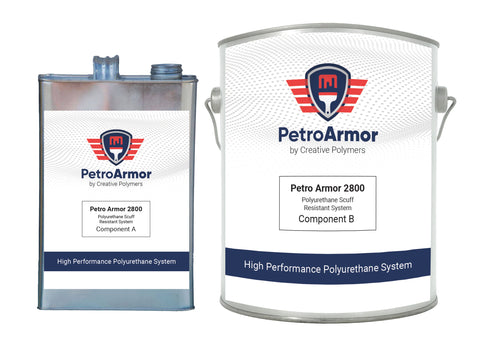 Petro Armor 2800 – Polyurethane Smooth Scuff Resistant System