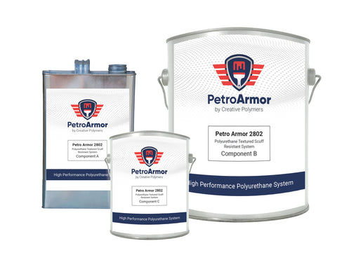 Petro Armor 2802 – Polyurethane Textured Scuff Resistant System