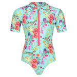 Kids Sun Safe Australia UPF 50+ Swimsuit