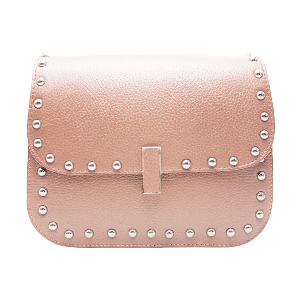 Valentina Crossbody Bag (Comes in 6 colors) - Noir.