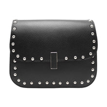 Load image into Gallery viewer, Valentina Crossbody Bag (Comes in 6 colors) - Noir.