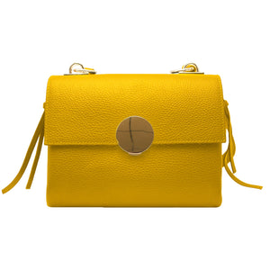 Bella Crossbody Bag (Comes in 6 colors) - Noir.