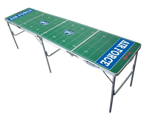 B.P.D. Official 8 Foot Regulation Sized Beer Pong Table (AirForce Football Design)
